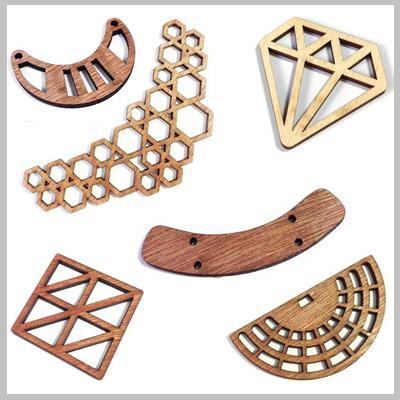 Ξύλινα Γεωμετρικά Στοιχεία