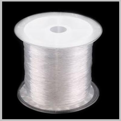 Cordón Elástico y Silicona