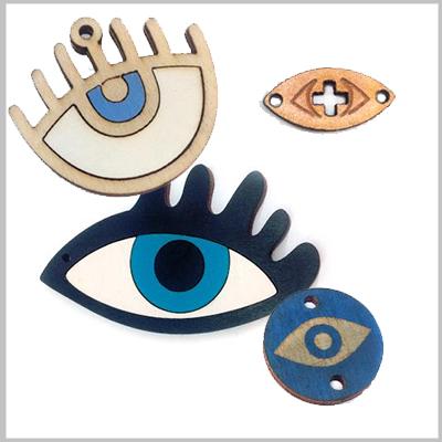 Ξύλινα Μάτια